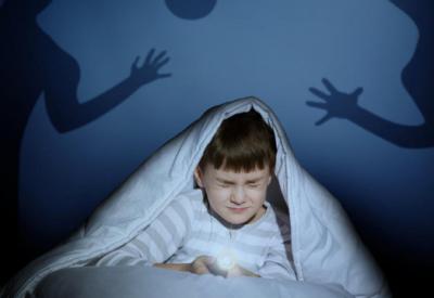 علاج الخوف عند الأطفال بالأعشاب