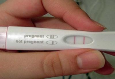 اختبار الحمل في المنزل