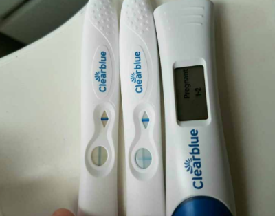 اختبار الحمل كلير بلو في مصر