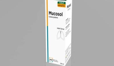 دواعي استعمال دواء ميوكوسول