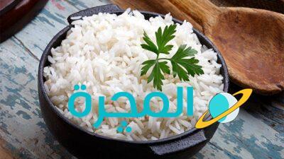 فوائد الأرز الصحية